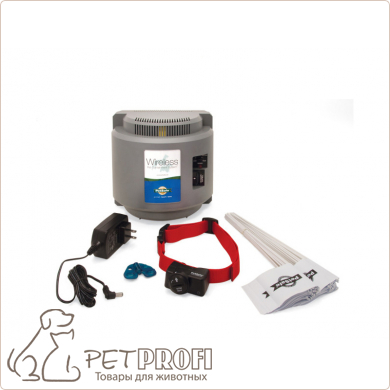 Электроизгородь Wireless Pet Containment System Pet Safe
