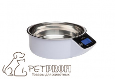 Миска с весами EYENIMAL Intelligent Pet Bowl белая